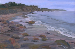 Incoming Tide, Squibnocket