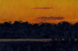 Pear Tree Cove Sunset #1