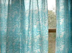 Elaine; Voile Window
