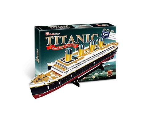 Titanic Rompecabezas 3D