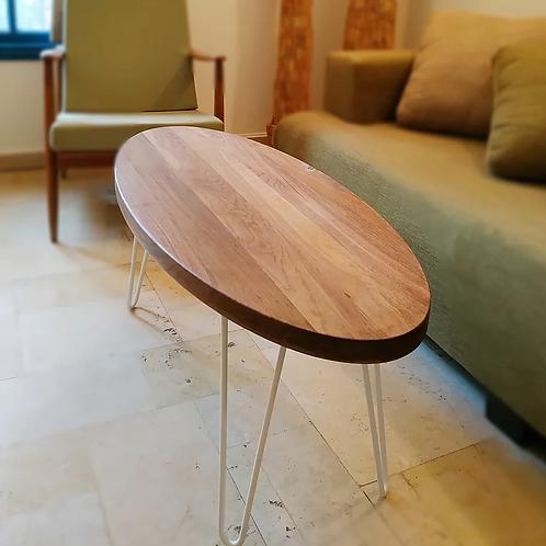 שולחן סלון אגוז אמריקאי