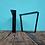 Thumbnail: רגלי טרפז - יחידה גובה לבחירה צבע שחור/לבן