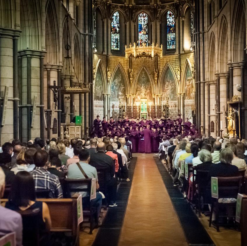 190709 Cardinal Hume concert 010