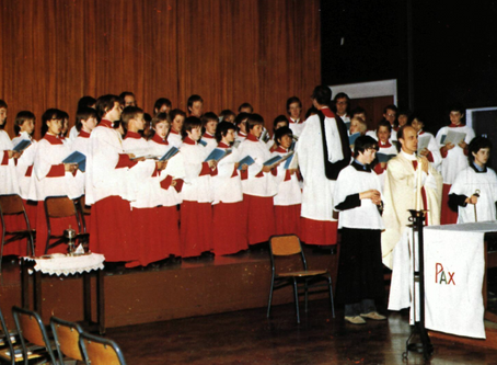 A History of the Vaughan Schola