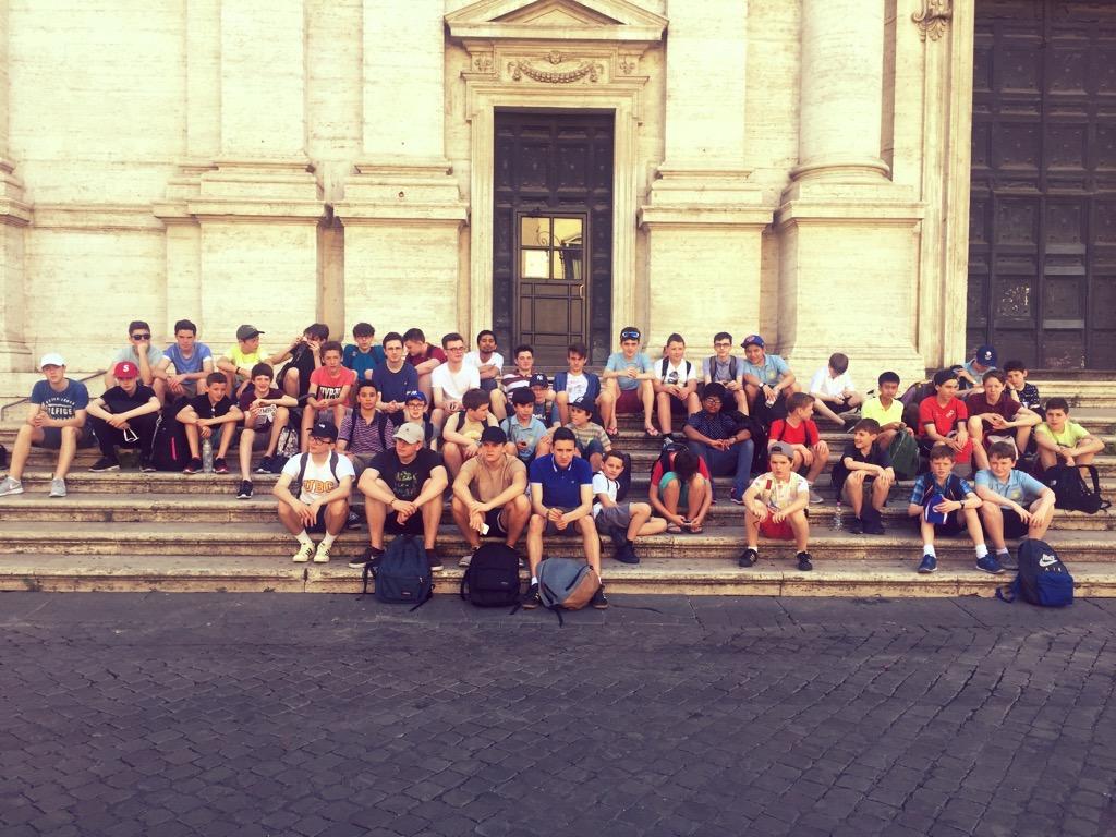 Rome Tour 2016