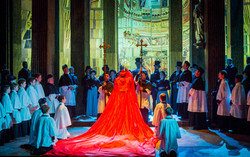 Tosca - Giacomo Puccini - English National Opera - 3rd October 2016..Director - Catherine Malfitano