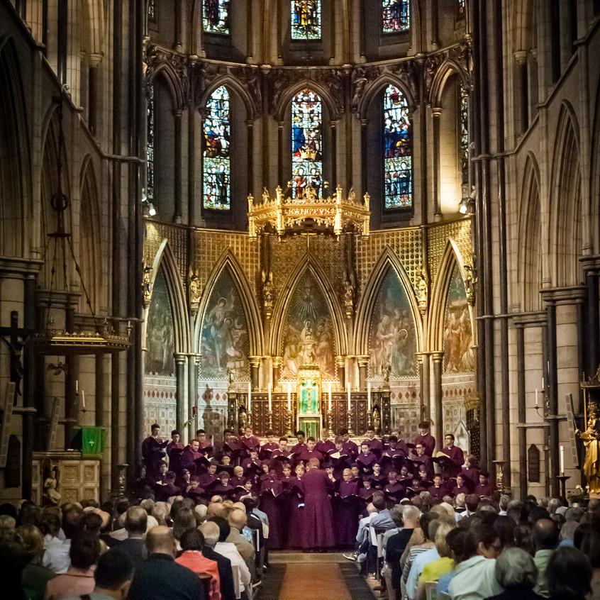 190709 Cardinal Hume concert 011