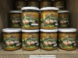 Purée de Mirabelle - 100% fruits