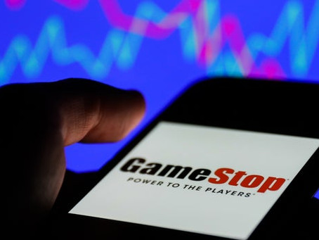 The GameStop Saga Started A Disruption That Cannot Be Stopped