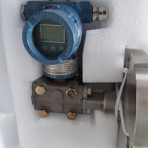 Transmisor de presión para nivel