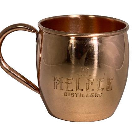 JT Meleck Copper Mug