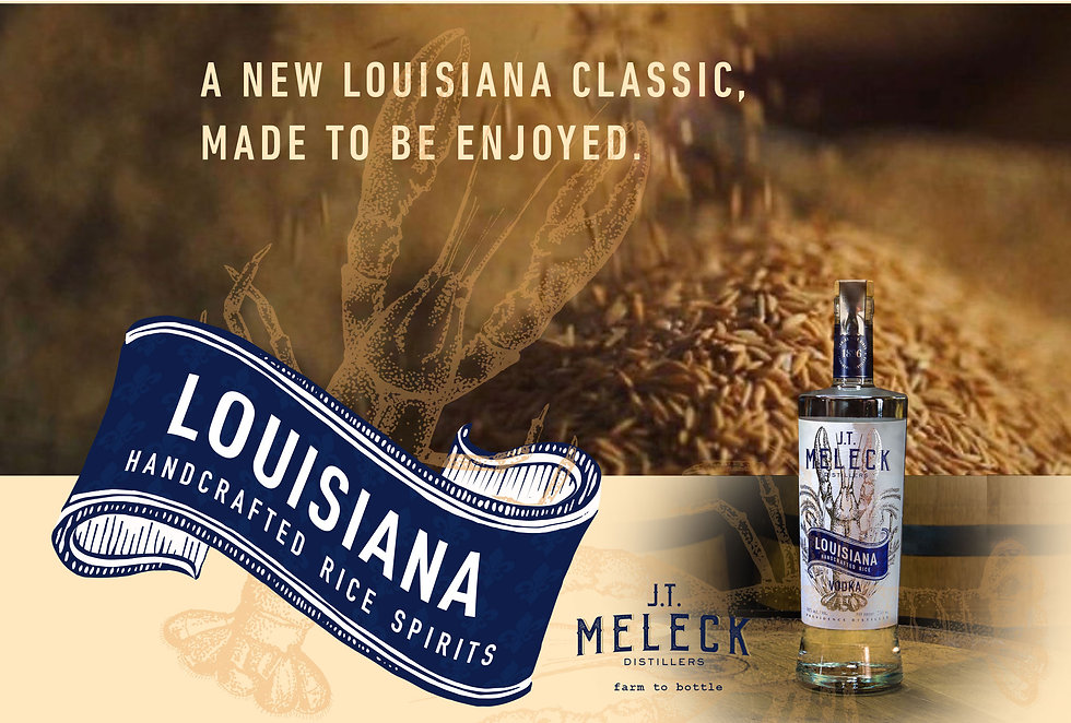 A new Louisiana classic, made to be enjoyed.