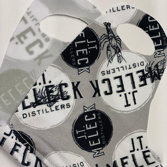 JT Meleck spandex mask