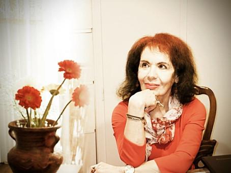 Συνέντευξη της συγγραφέας Νέλλα Συναδινού