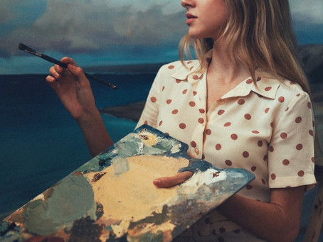 Συνέντευξη με τη ζωγράφο Kristia