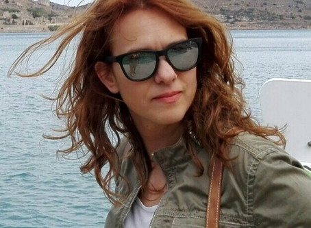 Συνέντευξη με την συγγραφέα Ελένη Κουσιώρη