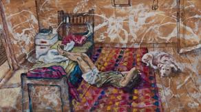 Συνέντευξη με τη ζωγράφο Χαριτίνη Κυριάκου
