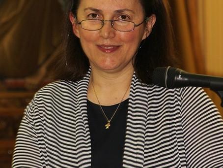 Συνέντευξη της κυρίας Άννα Ιακώβου, συγγραφέας