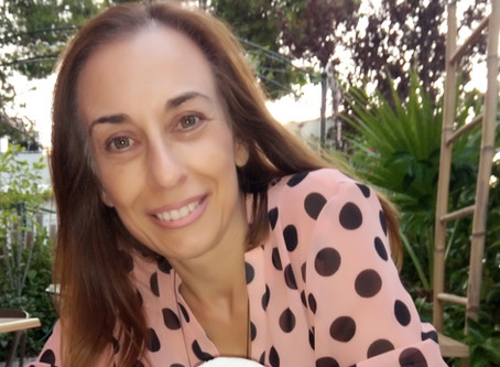 Συνέντευξη με τη συγγραφέα Λίνα Χριστοφοράκου