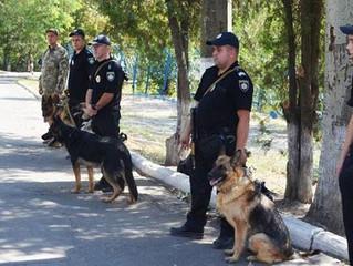 Поліцейських собак замість «Ниви» возитимуть «Renault Dokker»