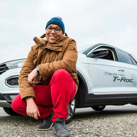 Der neue Roc(k)star von VW!