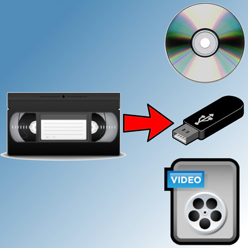 Convert Tapes to Digital