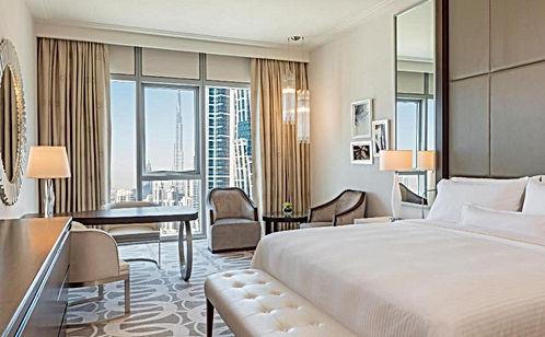 Hilton Dubai Al Habtoor City - Deluxe Ki