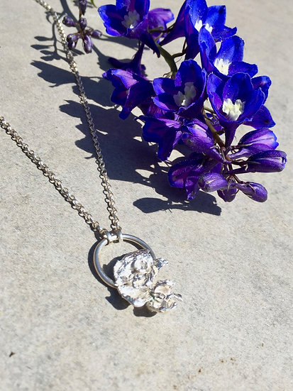 The White Lagoon Necklace #3