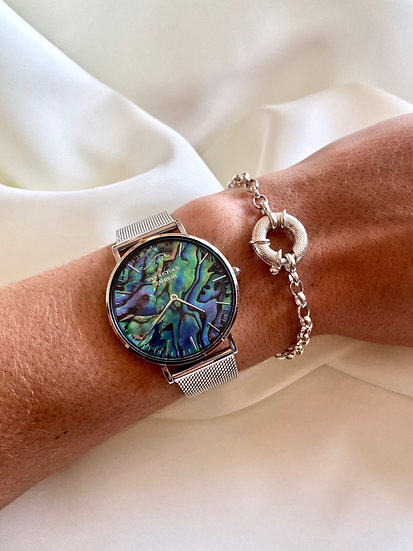 The Textured Nautical Bracelet