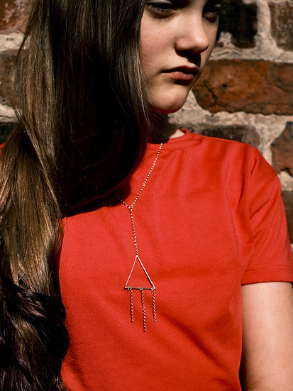 The Fundamental Triangle Necklace