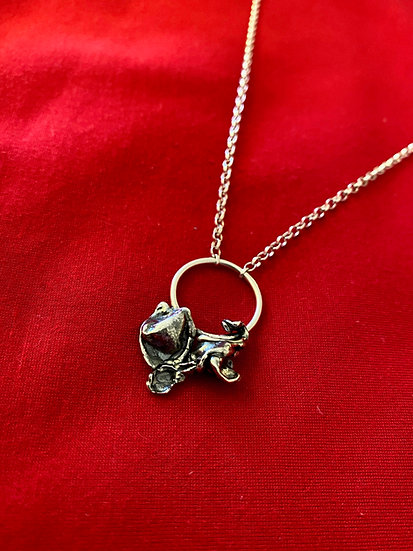 The Black Lagoon Necklace