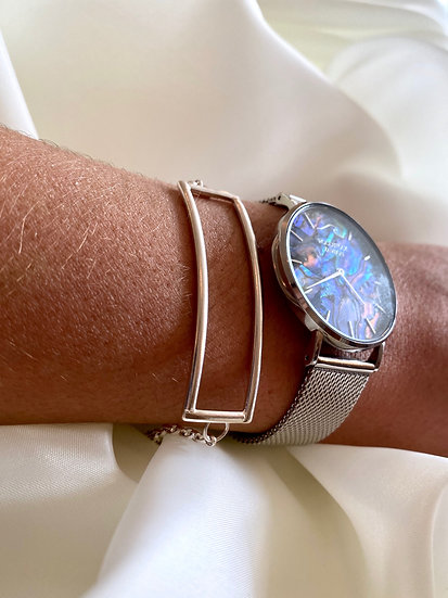 The Rectangle Bracelet