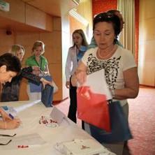 Регистрация участников конференции.JPG