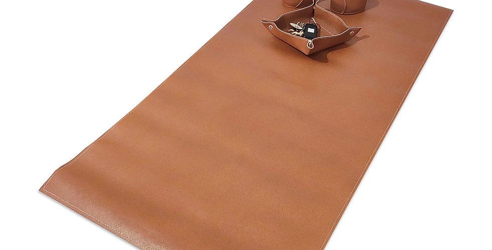 Jogo de Mesa - Porta Lápis + Desk Pad + Porta Clips + Bandeja - Cód.: EK790