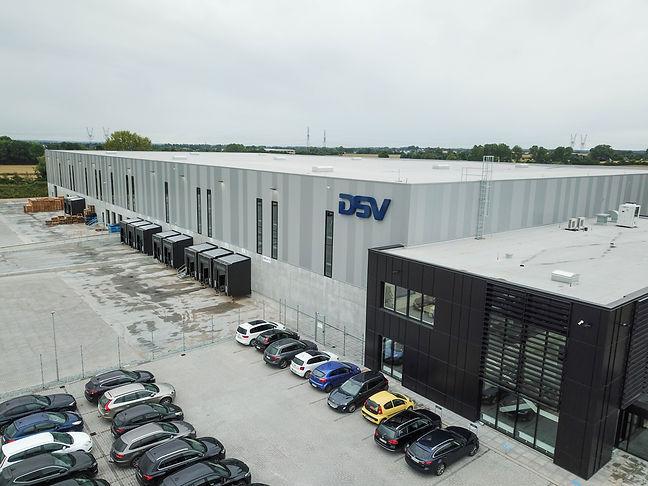 DSV HØJME, LOGISTIKCENTER