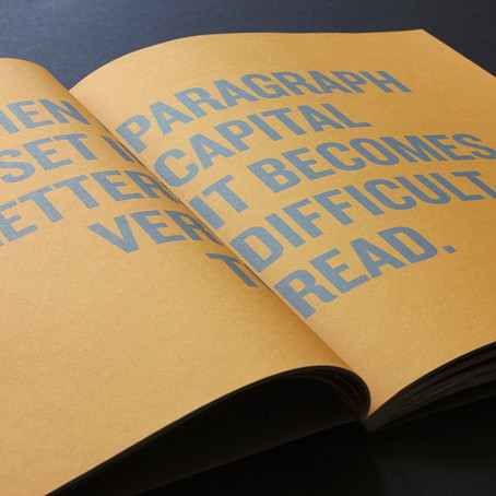 Accessibility Guidelines for Print Materials