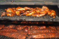 Another Batch of Chicken and Ribs