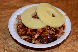 Pulled Pork Bowl with Pineapple