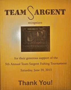 Team Sargent Charity Event