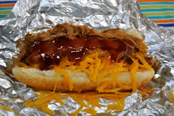The DR Hot Diggity Dog