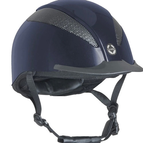 Champion Air-Tech Deluxe Riding Hat Dial Fit