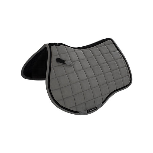 EQUESTRO ELEGANCE COLLECTION SHAPED SADDLE PAD