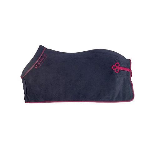 Acavallo Fleece Rug With Round Padded Soft Collar