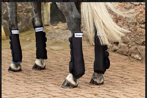 CRYOCHAPS K2F Ice Boots Set of Four - Front and Hind