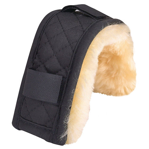 Lambskin Nose or Chin Protection