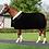 Thumbnail: Horse Fleece Blanket Horses Fluffie