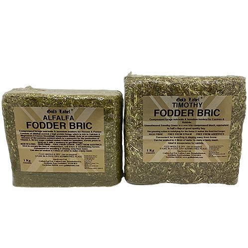 Fodder Bric 1K (Gold Label) GLSUFB