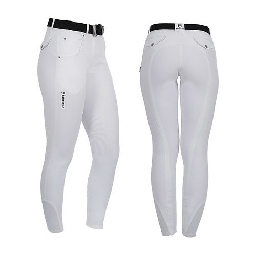 EQUESTRO WOMAN PANTS OLIMPIA MODEL IN TECHNICAL FABRIC WITH GRIP