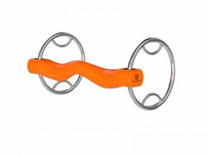 Ported Mullen Mouth Beval snaffle
