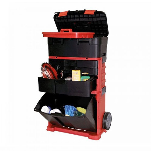 Vertical Trunk With Drawers